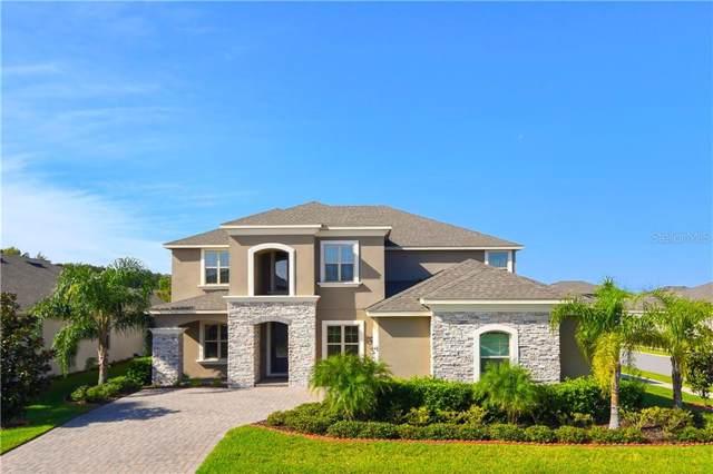 13803 Jomatt Loop, Winter Garden, FL 34787 (MLS #O5827099) :: Cartwright Realty