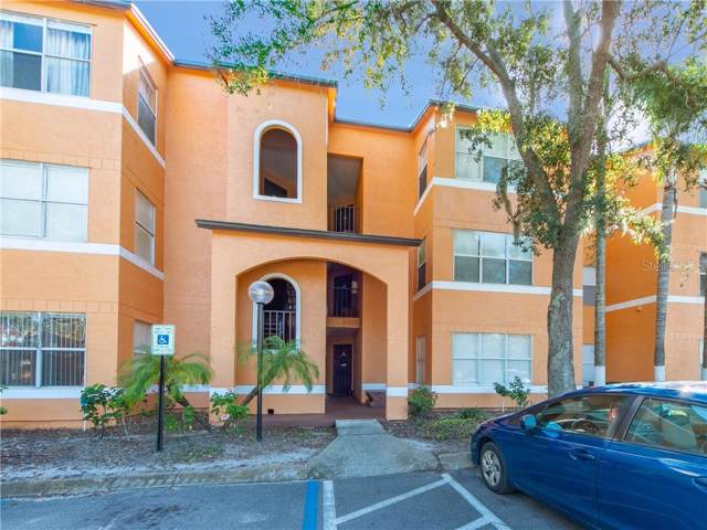 4606 Commander Drive #1124, Orlando, FL 32822 (MLS #O5827162) :: Your Florida House Team