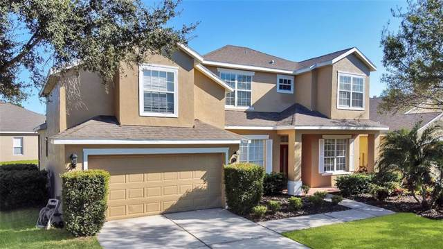 9615 Old Marsh Court, Orlando, FL 32832 (MLS #O5827227) :: The Light Team