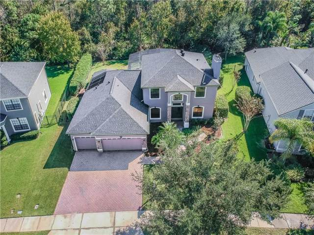 2320 Foliage Oak Terrace, Oviedo, FL 32766 (MLS #O5827406) :: Delgado Home Team at Keller Williams