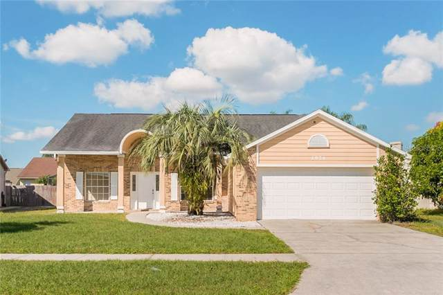 1974 Tiptree Circle #3, Orlando, FL 32837 (MLS #O5827414) :: Premium Properties Real Estate Services