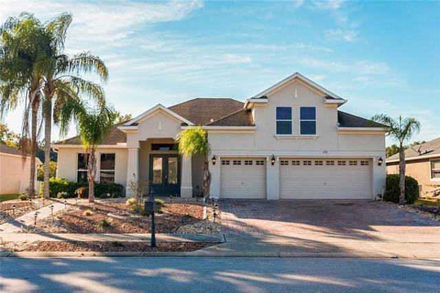210 Crystal Ridge Road, Deland, FL 32720 (MLS #O5827415) :: Zarghami Group