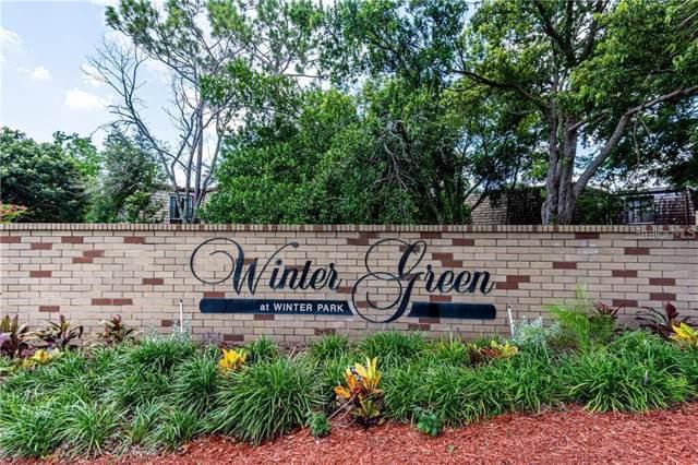 1506 Winter Green Boulevard, Winter Park, FL 32792 (MLS #O5827478) :: Cartwright Realty