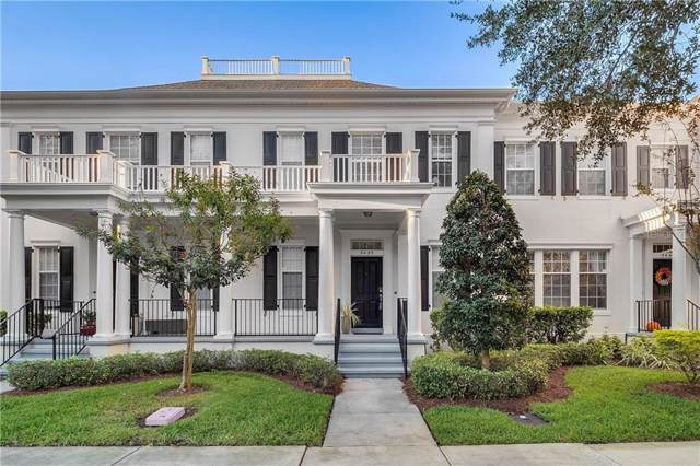 5439 Baldwin Park Street, Orlando, FL 32814 (MLS #O5827525) :: Zarghami Group