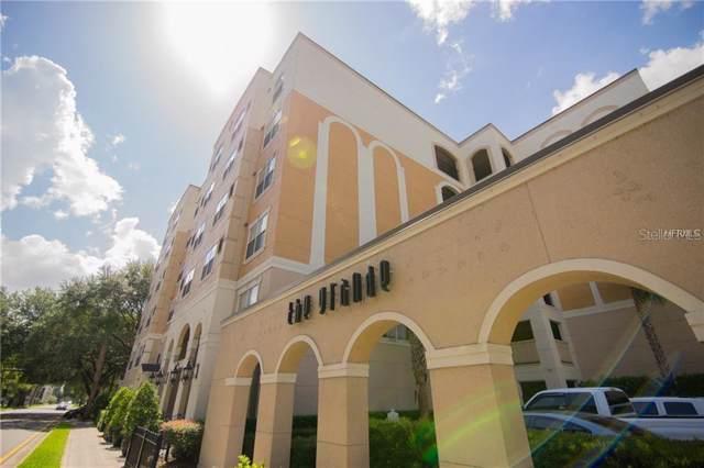 206 E South Street #1007, Orlando, FL 32801 (MLS #O5827542) :: Zarghami Group