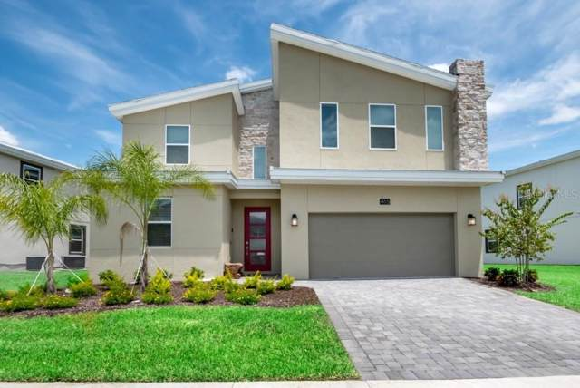 465 Ocean Course Avenue, Champions Gate, FL 33896 (MLS #O5827579) :: Gate Arty & the Group - Keller Williams Realty Smart