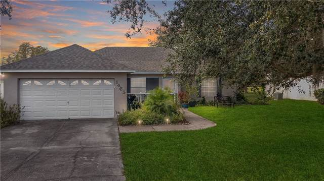1465 Whooping Drive, Groveland, FL 34736 (MLS #O5827652) :: The Duncan Duo Team