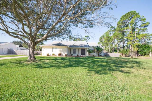 7130 Hundred Acre Drive, Cocoa, FL 32927 (MLS #O5827741) :: Cartwright Realty