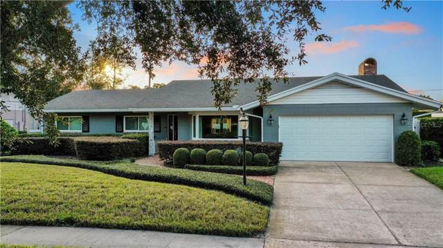 635 Dunblane Drive, Winter Park, FL 32792 (MLS #O5827795) :: 54 Realty