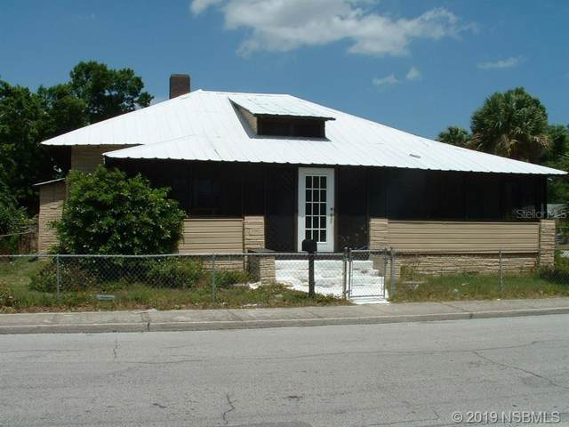 585 Washington Street, New Smyrna Beach, FL 32168 (MLS #O5827830) :: Florida Life Real Estate Group