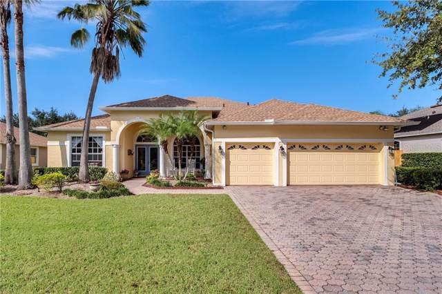 12110 Windermere Crossing Circle, Winter Garden, FL 34787 (MLS #O5827935) :: The Light Team