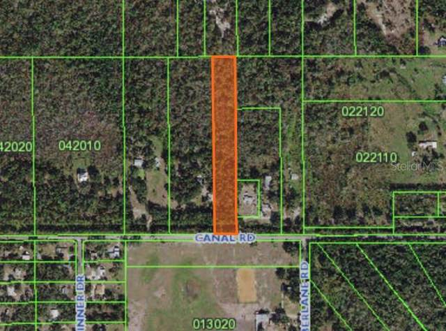 Canal Road, Lake Wales, FL 33898 (MLS #O5827950) :: Team Bohannon Keller Williams, Tampa Properties
