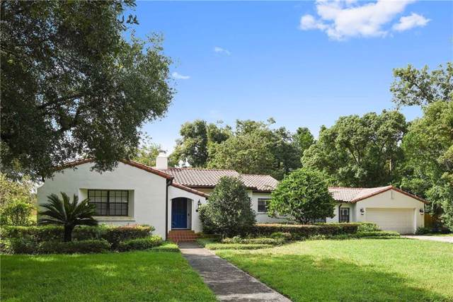 250 Glenridge Way, Winter Park, FL 32789 (MLS #O5828124) :: Florida Real Estate Sellers at Keller Williams Realty