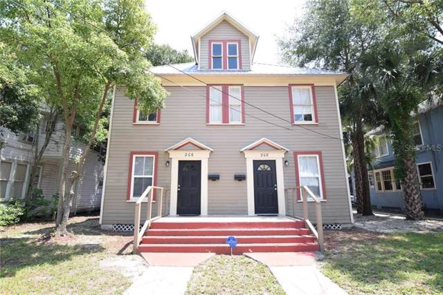206 W Wisconsin Avenue, Deland, FL 32720 (MLS #O5828200) :: Florida Life Real Estate Group