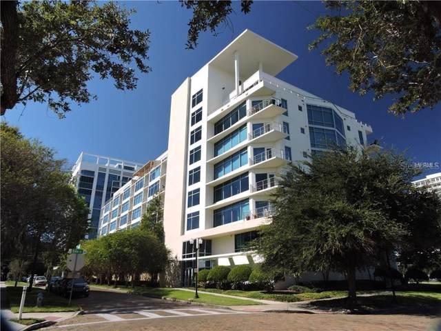 525 E Jackson #502, Orlando, FL 32801 (MLS #O5828353) :: Team Bohannon Keller Williams, Tampa Properties