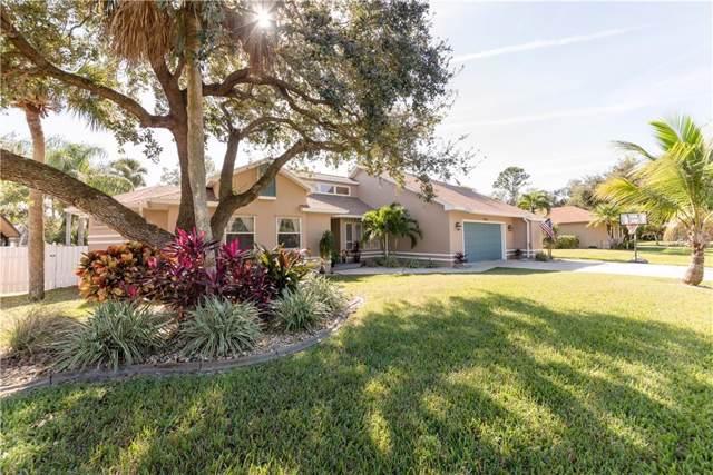555 Hidden Hollow Drive, Merritt Island, FL 32952 (MLS #O5828396) :: Team Bohannon Keller Williams, Tampa Properties