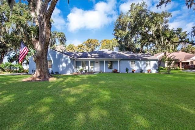 411 Oak Hammock Lane, Leesburg, FL 34748 (MLS #O5828436) :: Griffin Group