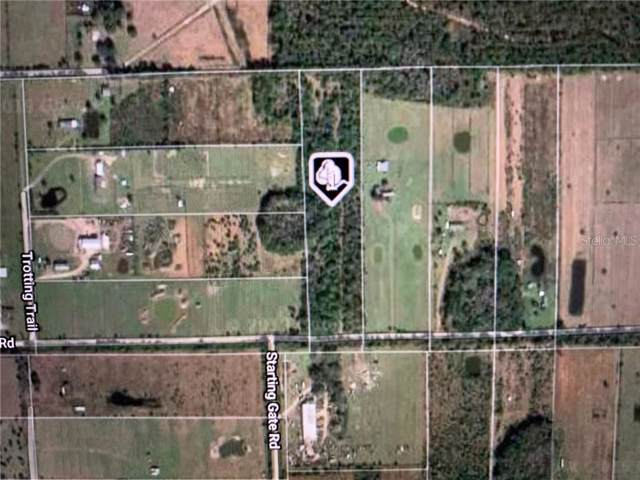 1150 Seminole Farms Road, Osteen, FL 32764 (MLS #O5828494) :: Griffin Group