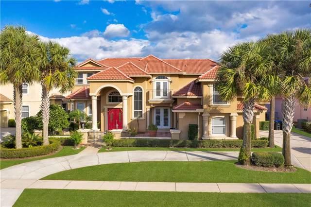 10623 Boca Pointe Drive, Orlando, FL 32836 (MLS #O5828630) :: Team Bohannon Keller Williams, Tampa Properties