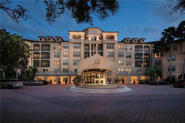 500 Mirasol Circle #204, Celebration, FL 34747 (MLS #O5828660) :: 54 Realty