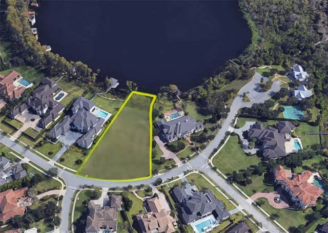 9732 Carillon Park Drive, Windermere, FL 34786 (MLS #O5828732) :: Florida Real Estate Sellers at Keller Williams Realty