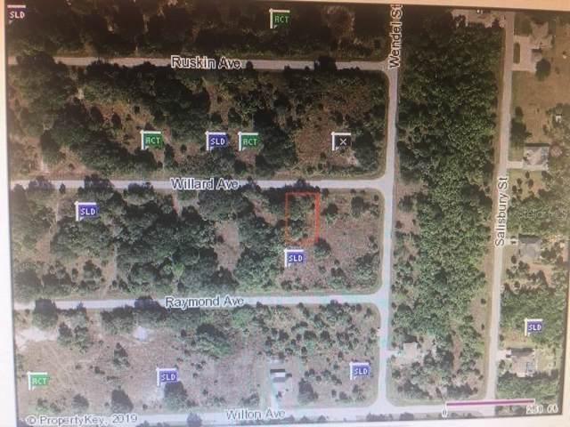 19191 Willard Avenue, Port Charlotte, FL 33954 (MLS #O5828743) :: BuySellLiveFlorida.com