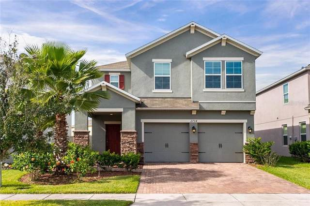 2754 Monticello Way, Kissimmee, FL 34741 (MLS #O5828762) :: Premium Properties Real Estate Services
