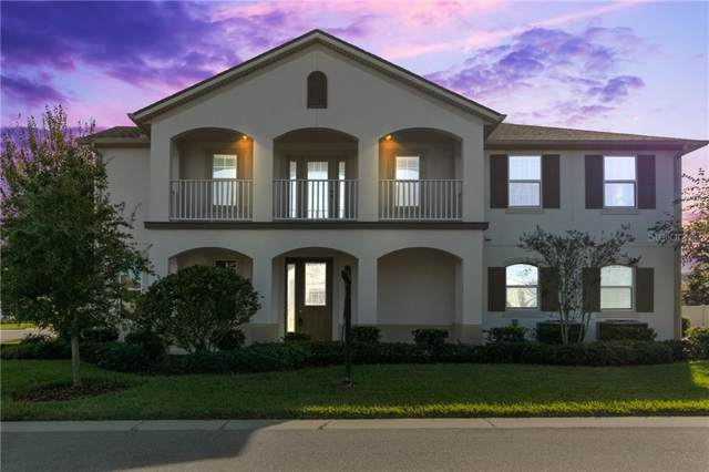 2562 Amati Drive, Kissimmee, FL 34741 (MLS #O5828807) :: The Duncan Duo Team