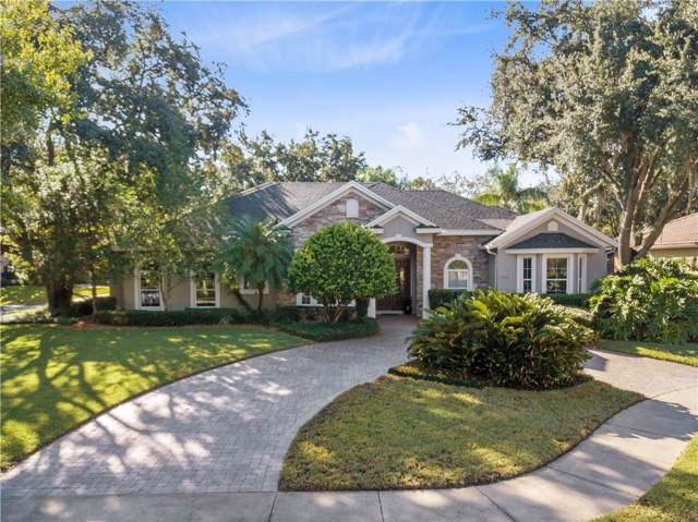 1537 Hunters Mill Place, Oviedo, FL 32765 (MLS #O5828873) :: GO Realty