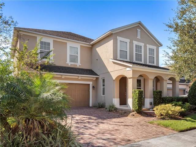 12838 Woodmere Close Drive, Windermere, FL 34786 (MLS #O5829058) :: The Light Team