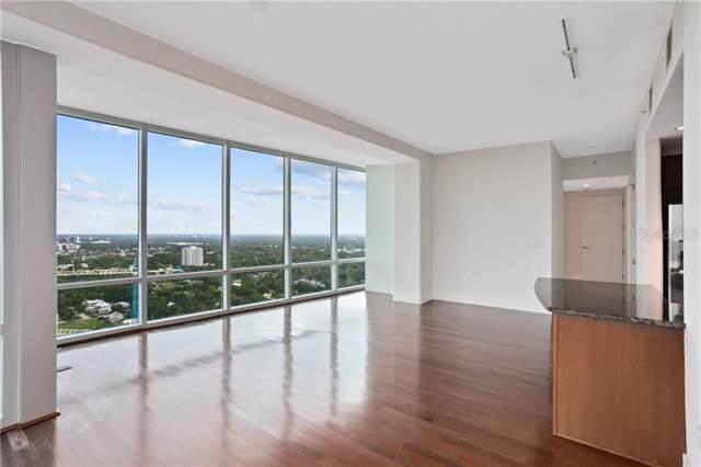 150 E Robinson Street #2812, Orlando, FL 32801 (MLS #O5829079) :: Team Bohannon Keller Williams, Tampa Properties