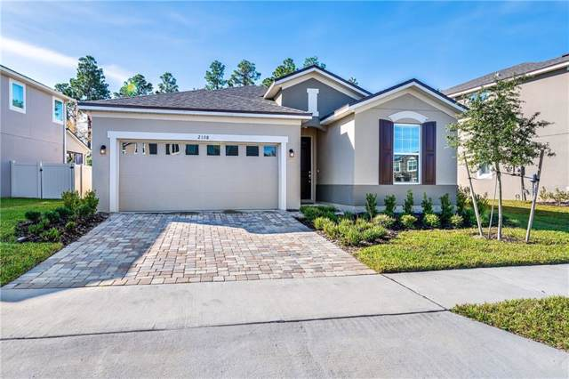 2108 Donahue Drive, Ocoee, FL 34761 (MLS #O5829184) :: Premium Properties Real Estate Services