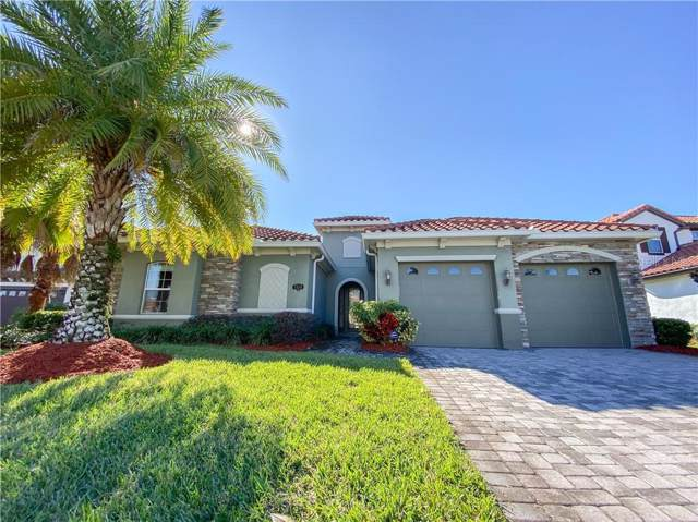 2810 Swoop Circle, Kissimmee, FL 34741 (MLS #O5829187) :: The Duncan Duo Team