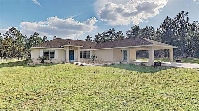 12948 SW 62ND STREET Road, Ocala, FL 34481 (MLS #O5829232) :: McConnell and Associates