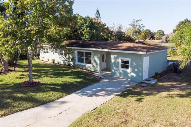 1620 Golfview Drive, Titusville, FL 32780 (MLS #O5829387) :: Team Bohannon Keller Williams, Tampa Properties