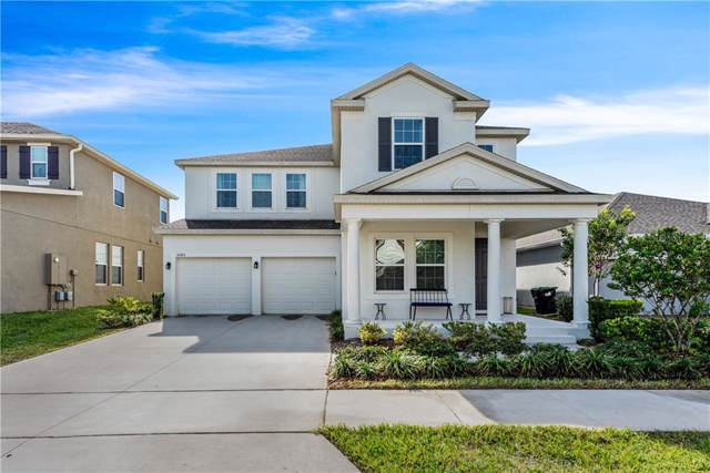 5085 Palmetto Park Drive, Winter Garden, FL 34787 (MLS #O5829403) :: Florida Real Estate Sellers at Keller Williams Realty