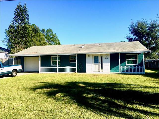 909 Abby Terrace, Deltona, FL 32725 (MLS #O5829462) :: Team Bohannon Keller Williams, Tampa Properties