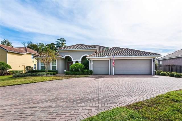5427 Oak Terrace Drive, Edgewood, FL 32839 (MLS #O5829538) :: The Duncan Duo Team