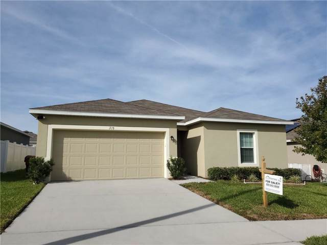 319 Willet Street, Haines City, FL 33844 (MLS #O5829732) :: The Duncan Duo Team
