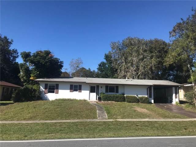 9384 N Citrus Springs Boulevard, Citrus Springs, FL 34434 (MLS #O5829743) :: Griffin Group