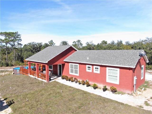 2576 R E Byrd Road, Frostproof, FL 33843 (MLS #O5829801) :: The Duncan Duo Team