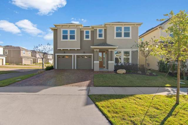 8217 Lott Avenue, Orlando, FL 32832 (MLS #O5829820) :: The Duncan Duo Team