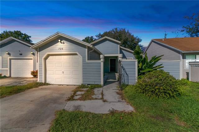 726 Ashley Court 1A, Orlando, FL 32825 (MLS #O5829832) :: Team Bohannon Keller Williams, Tampa Properties