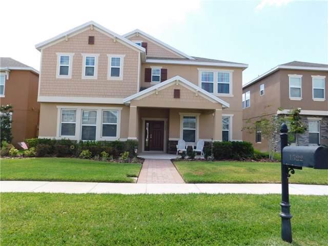 1522 Softshell Street, Saint Cloud, FL 34771 (MLS #O5829864) :: CENTURY 21 OneBlue