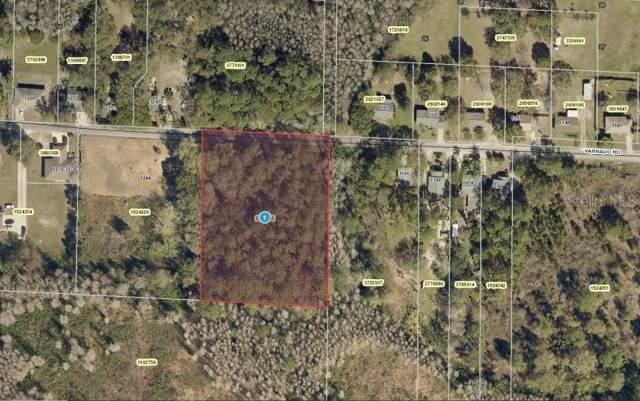 Varnado Road, Groveland, FL 34736 (MLS #O5829902) :: Bustamante Real Estate