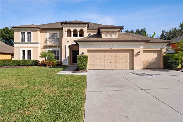 940 Country Charm Circle, Oviedo, FL 32765 (MLS #O5829906) :: The Figueroa Team