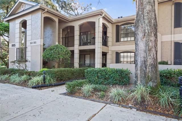 1055 Kensington Park Drive #304, Altamonte Springs, FL 32714 (MLS #O5829915) :: GO Realty
