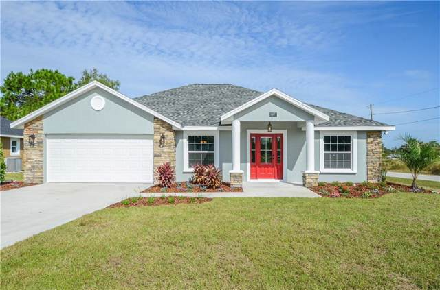 8675 SE 160 Place, Summerfield, FL 34491 (MLS #O5829946) :: The Duncan Duo Team