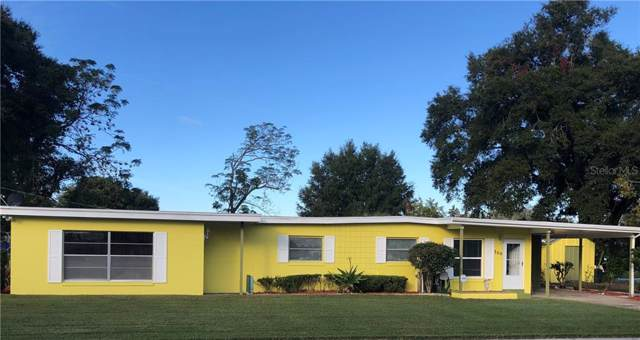 300 Trinity Avenue, Altamonte Springs, FL 32714 (MLS #O5830040) :: The Light Team