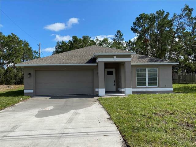 3780 Colmart Street, Deltona, FL 32738 (MLS #O5830076) :: Armel Real Estate